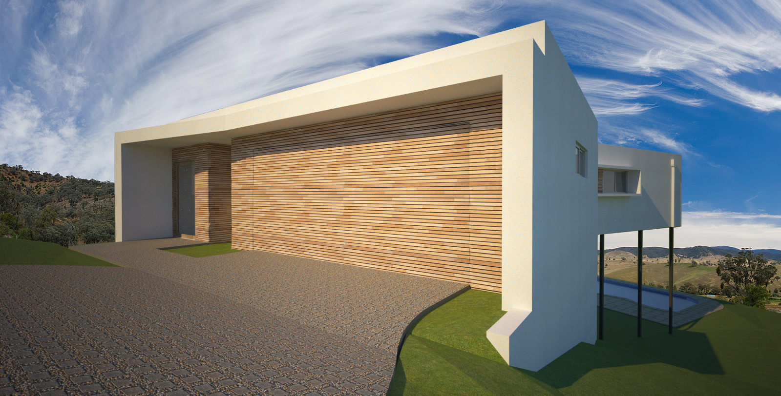 Frenchs Forest Residence - view 1