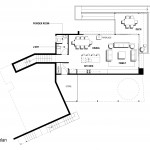 Frenchs Forest Residence - floor plan lower