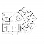 Grasmere Residence - First floor plan