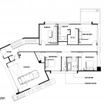 Building design - Frenchs Forest Residence - floor plan upper